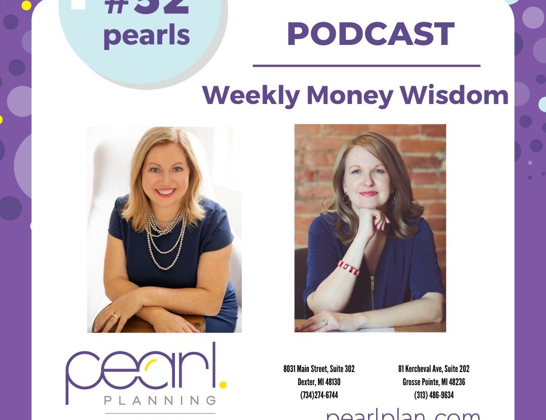 Weekly Money Wisdom- Conquering Financial Shame